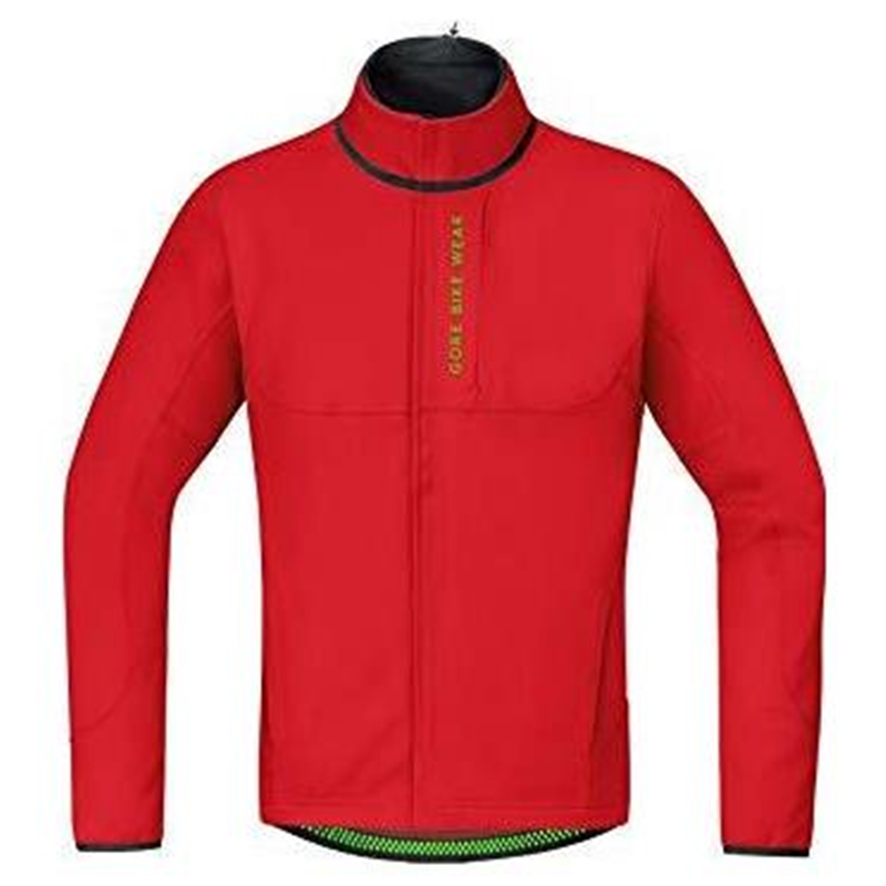 Chaqueta Gore Bike Wear Power Trail Windstopper SO red