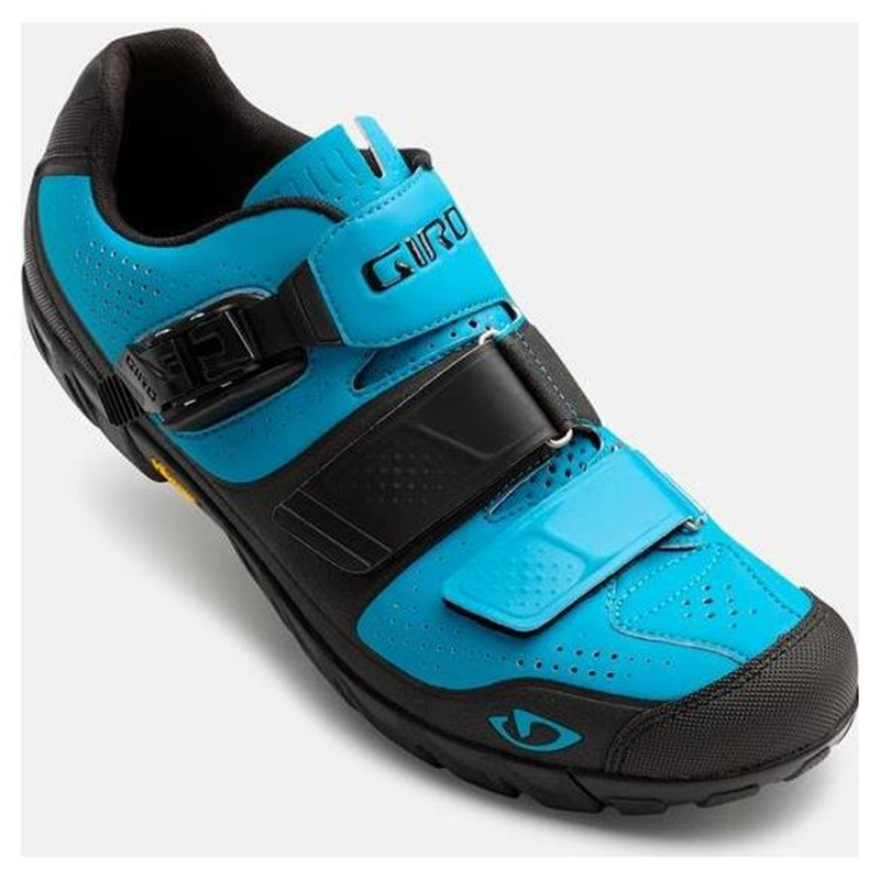 Giro Terraduro Light bluee shoes