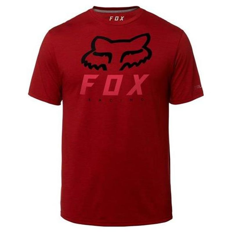 Tee Shirt Fox Heritage Forger rot