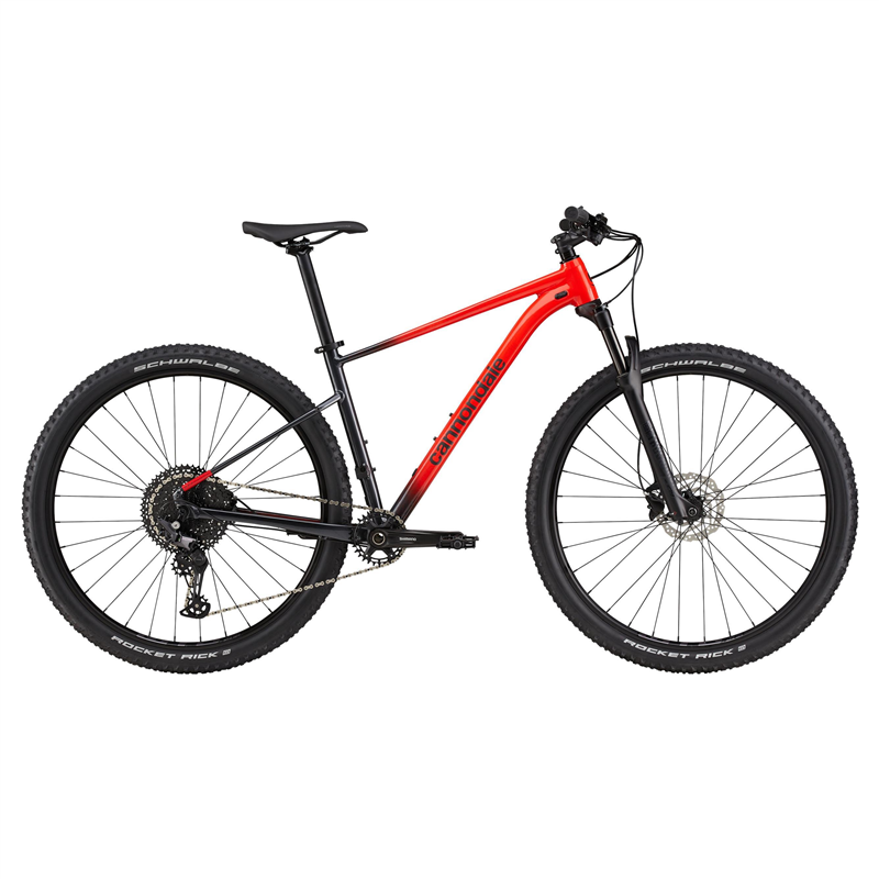 Cannondale Trail SL 3 (2021) rally red