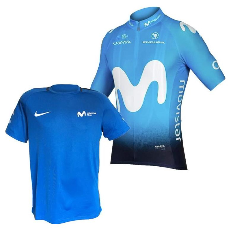 39bba5ba9 Movistar Team Jersey and T-Shirt - Cycling Jerseys - Retto