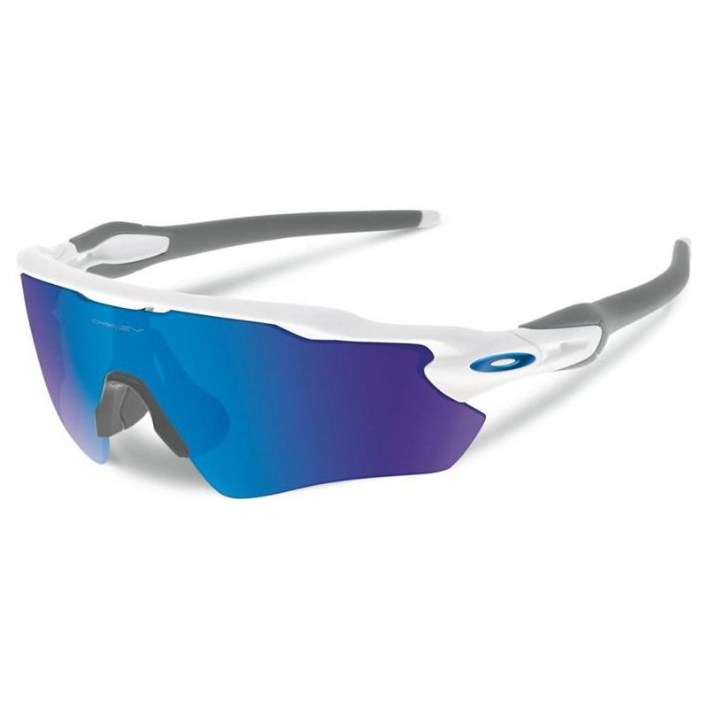 oakley radar blue iridium