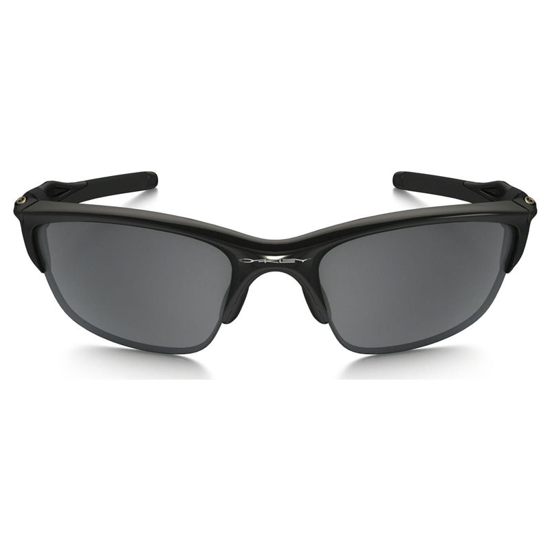 3268c829c Óculos Oakley Half Jacket 2.0 Polished Black Iridium - Retto