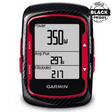 Garmin Edge 500 Pack Red GPS_1