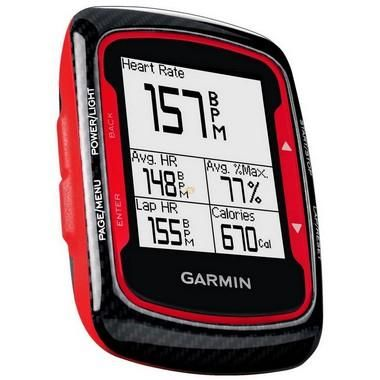 Garmin Edge 500 Pack Red GPS_2