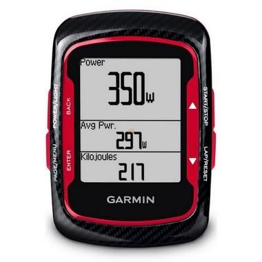 Garmin Edge 500 Pack Red GPS_3