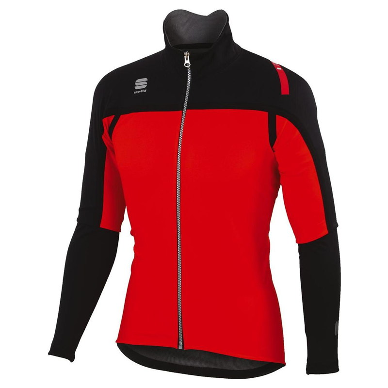 Sportful Fiandre Extreme NeoShell Short Sleeve Red Jacket ...