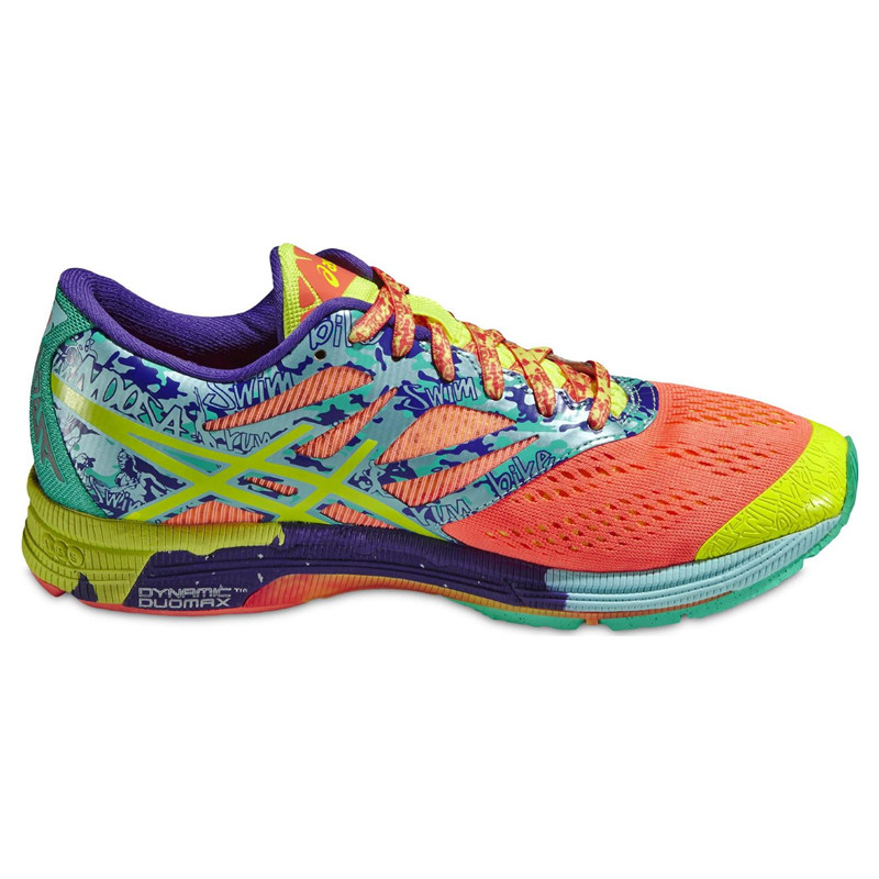 97ea45cd761b6 ... zapatillas asics naranjas